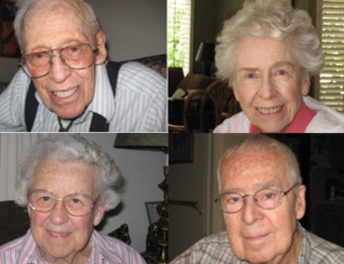 Langlevendheid is vooral erfelijk in extreem langlevende families
